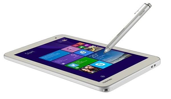 Tabletowo.pl Chcieliście rysików w tabletach z Windowsem? Toshiba odpowiada tabletem Encore 2 Write Nowości Tablety Toshiba Windows