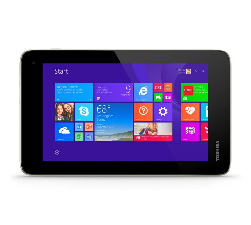 Tabletowo.pl IFA 2014: Toshiba Encore Mini to 7-calowiec z Windows 8 za 120 dolarów Nowości Tablety Toshiba Windows