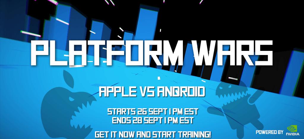 Tabletowo.pl Platform Wars - weekendowy konkurs dla fanów iOS i Androida Android Gry iOS