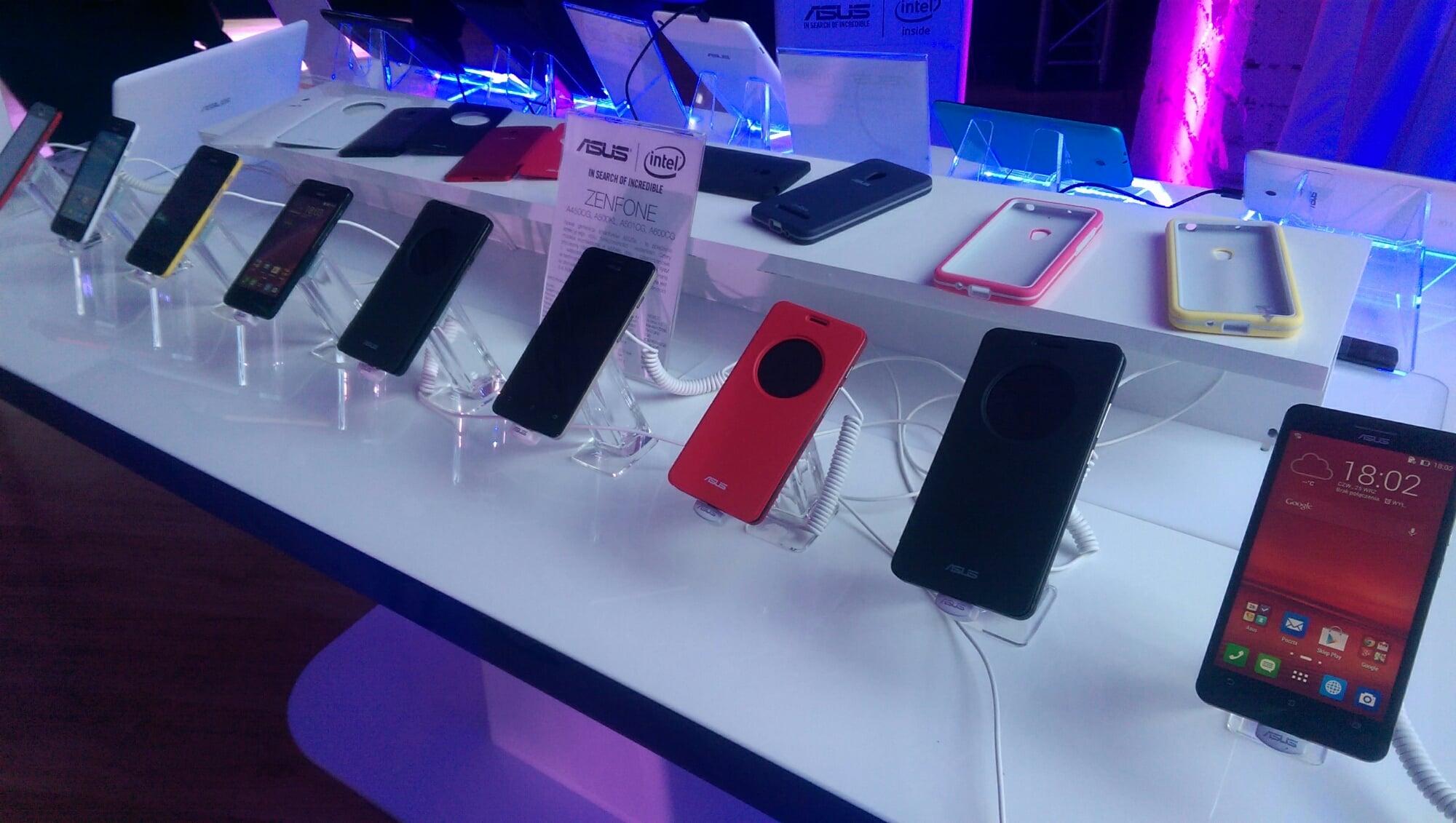 Tabletowo.pl Asus świętuje 25-lecie istnienia firmy i, wreszcie, wprowadza do Polski smartfony Zenfone: 4, 5 i 6 (ceny) Android Asus Nowości Smartfony