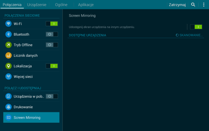 Tabletowo.pl Jak przesłać obraz z tabletu na telewizor za pomocą: HDMI, MHL, CHROMECAST, SMART TV (poradnik) Akcesoria Android Porady Tablety Technologie Windows