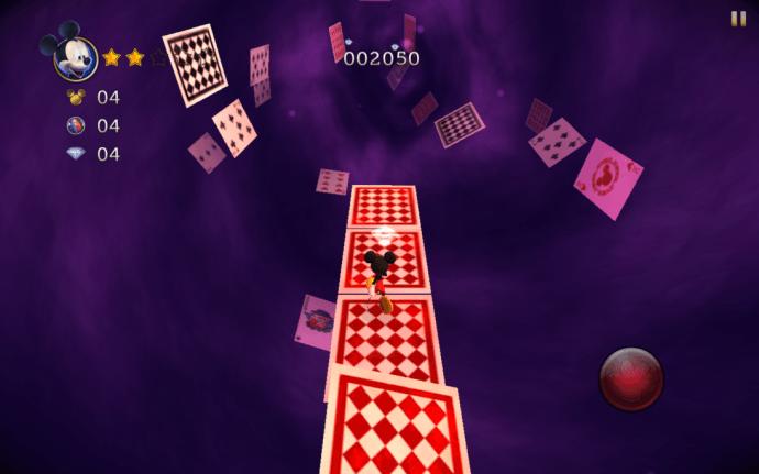 Tabletowo.pl W zamku iluzji - recenzja gry Castle of Illusion  Android Gry iOS