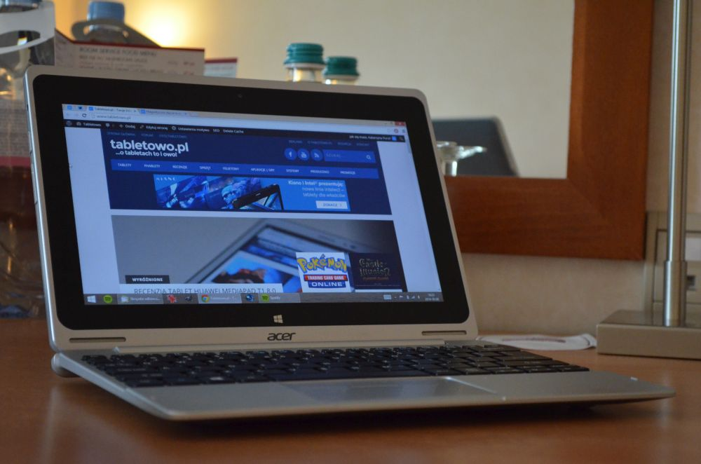 Tabletowo.pl Acer Switch 10 - wirtualny masochizm zamieniłam w fizyczną przyjemność Acer Felietony Hybrydy Nowości Recenzje Windows