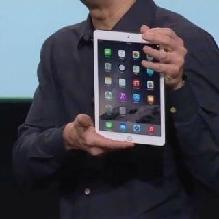 Konferencja Apple i nowe tablety - iPad Air 2 oraz iPad mini 3 [aktualizacja] 29