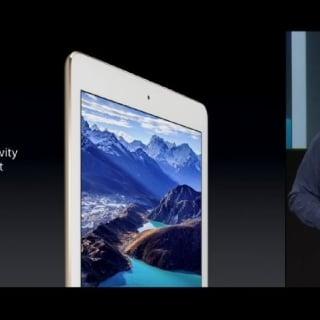 Konferencja Apple i nowe tablety - iPad Air 2 oraz iPad mini 3 [aktualizacja] 32