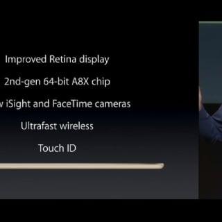 Konferencja Apple i nowe tablety - iPad Air 2 oraz iPad mini 3 [aktualizacja] 36
