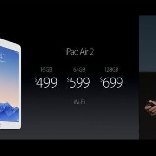 Konferencja Apple i nowe tablety - iPad Air 2 oraz iPad mini 3 [aktualizacja] 39