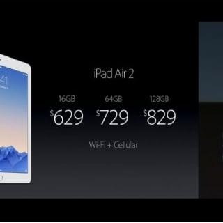 Konferencja Apple i nowe tablety - iPad Air 2 oraz iPad mini 3 [aktualizacja] 40