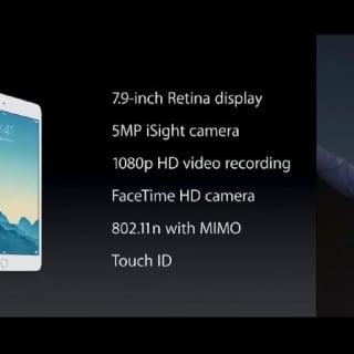Konferencja Apple i nowe tablety - iPad Air 2 oraz iPad mini 3 [aktualizacja] 38