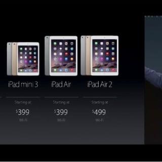 Konferencja Apple i nowe tablety - iPad Air 2 oraz iPad mini 3 [aktualizacja] 41