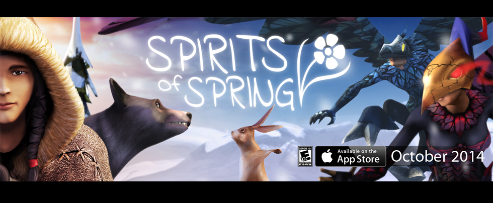 Tabletowo.pl Spirits of Spring - nowa gra twórców Papo & Yo Gry iOS