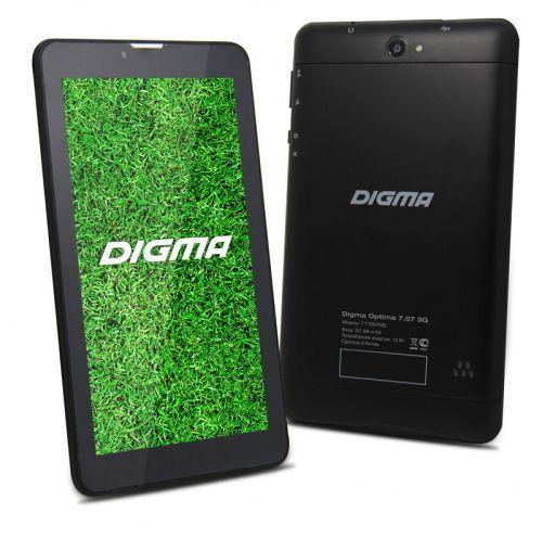 Tabletowo.pl Digma Optima 7.07 3G to rosyjski 7-calowiec za 70 dolarów Android Nowości Tablety