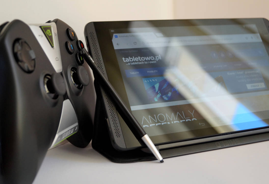 Tabletowo.pl NVIDIA potwierdza, że Shield Tablet dostanie aktualizację do Androida 5.0 Lollipop Aktualizacje Android Nowości NVIDIA