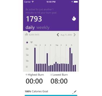 Tabletowo.pl Aplikacje Microsoft Health i opaska Microsoft Band - oficjalnie! Ciekawostki Microsoft Nowości Prześwietlenie Aplikacji
