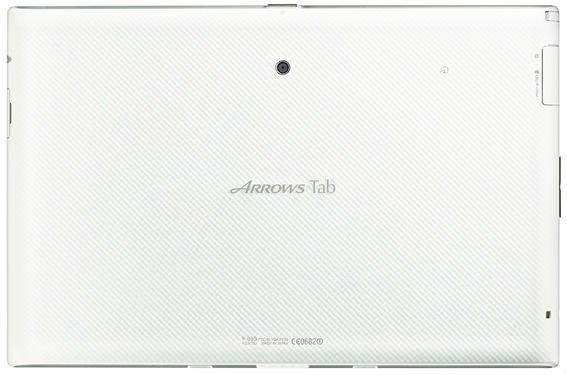 Fujitsu Arrows Tab F-03G 1