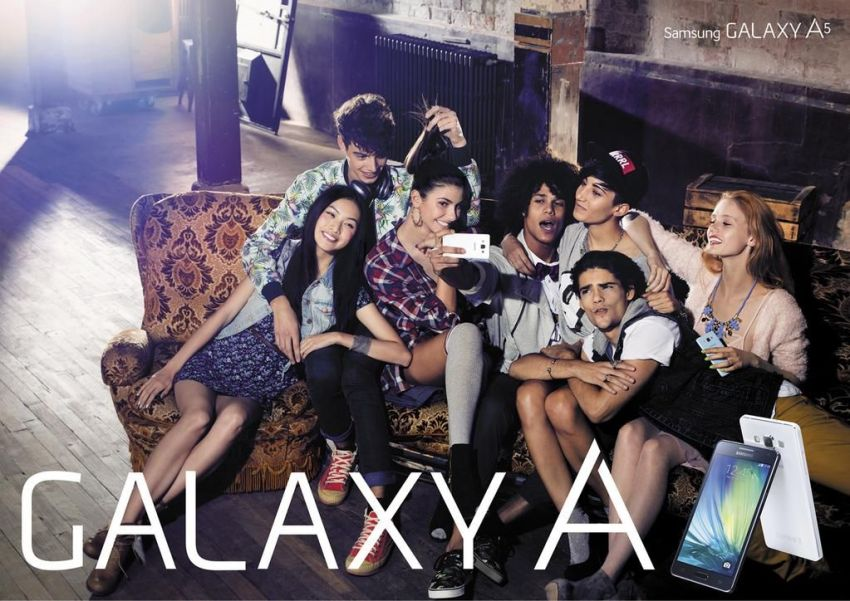 Tabletowo.pl Metalowe unibody w smartfonach Samsunga - poznajcie Galaxy A5 i Galaxy A3 Android Samsung Smartfony