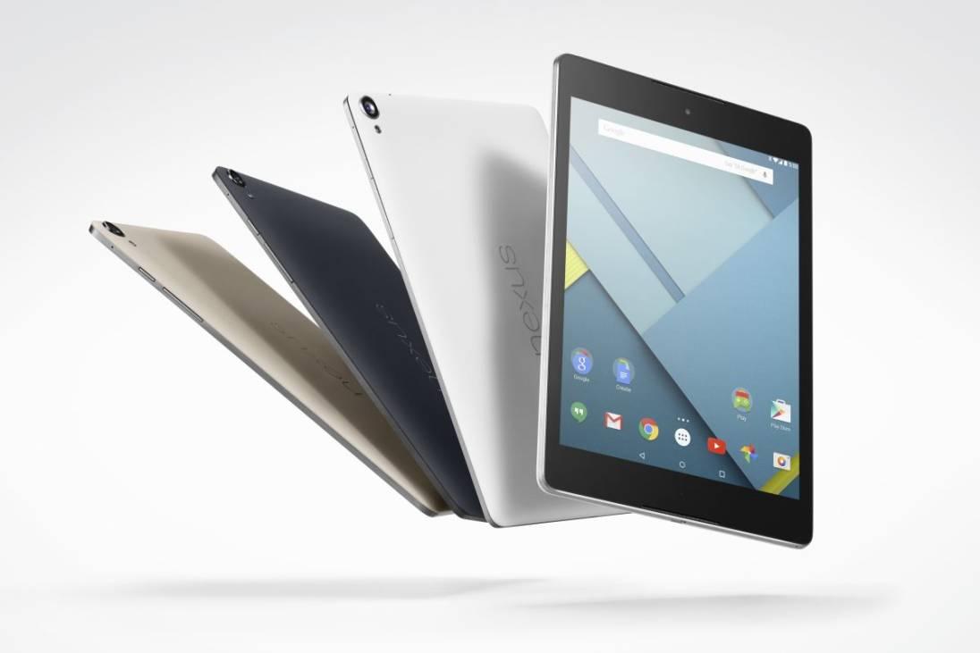 Tabletowo.pl Nexus 9 pierwszym tabletem HTC od lat - już oficjalnie! Znamy ostateczne parametry techniczne i ceny Android Google HTC Nowości Tablety
