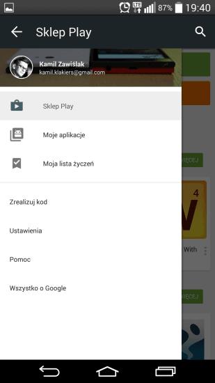 Google sklep play 5 0 2 Home design sklep online