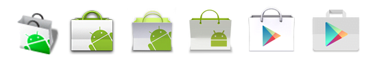 google sklep play ikona