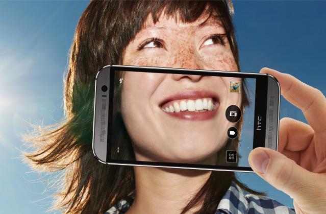 Tabletowo.pl Bez rozgłosu, ale jednak. HTC wprowadza One (M8) EYE Android HTC Nowości Smartfony