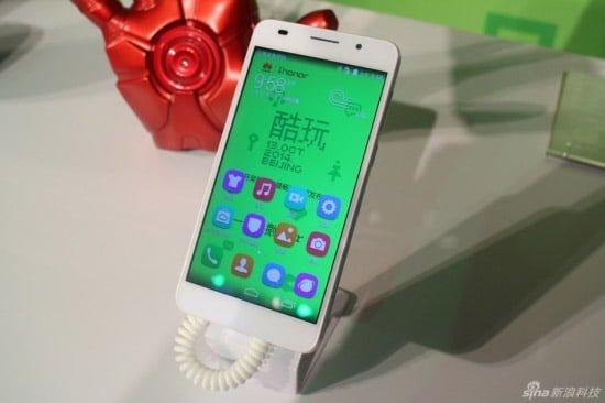 Tabletowo.pl Huawei Honor 6 Extreme Edition to mocniejsza i limitowana edycja Honora 6 Android Chińskie Huawei Nowości Smartfony