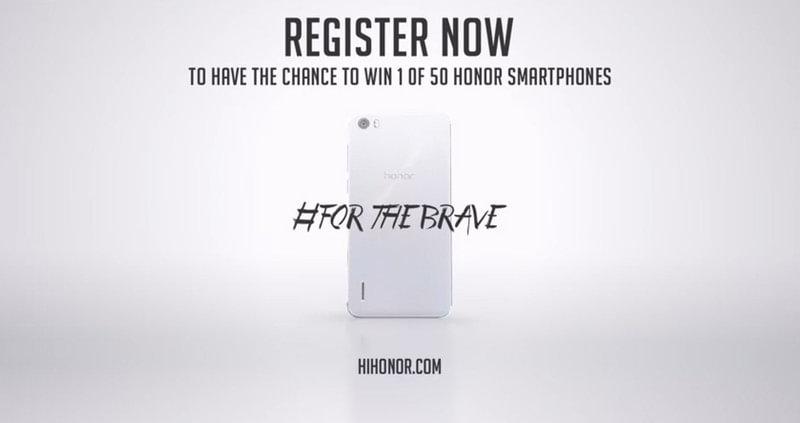 Tabletowo.pl Huawei Honor 6 wchodzi do Europy! Android Chińskie Huawei Smartfony
