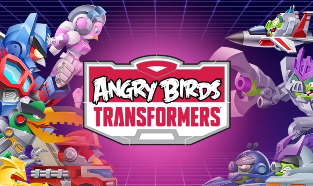 Tabletowo.pl Recenzja Angry Birds Transformers: biegnij, strzelaj i płać  Gry iOS Nowości