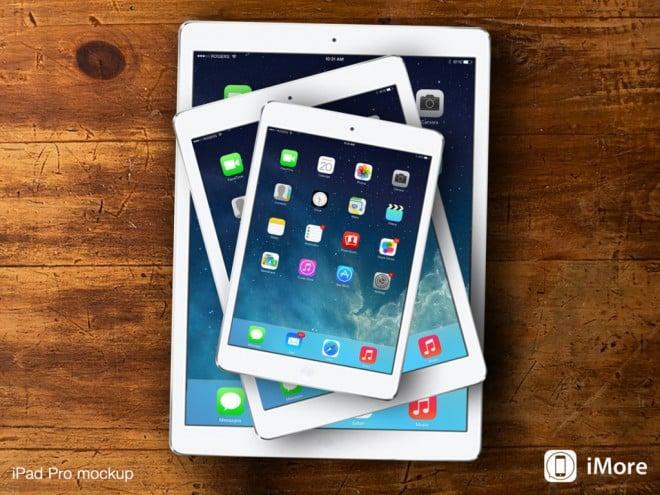 Tabletowo.pl 12,9 calowy iPad dopiero w przyszłym roku, a wszystko przez iPhone 6! Apple iOS Plotki / Przecieki Tablety