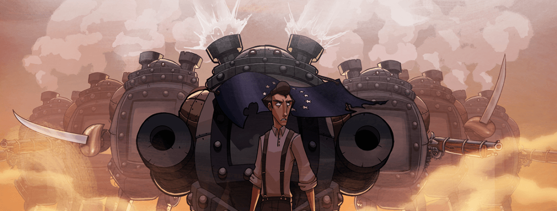 Tabletowo.pl Ironclad Tactics - steampunkowa strategia na Androida Android Gry Nowości
