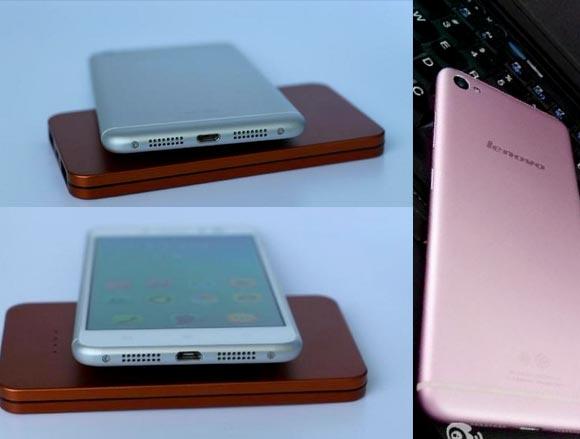 Tabletowo.pl Phablet Lenovo Sisley będzie wyglądać jak iPhone 6, tylko lepiej... Android Apple Lenovo Plotki / Przecieki Smartfony