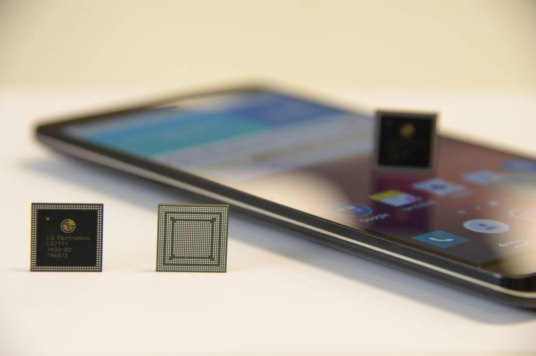 Tabletowo.pl LG ponownie przymierza się do produkcji własnego procesora. A nawet dwóch: LG EPIK i LG KROMAX Intel LG