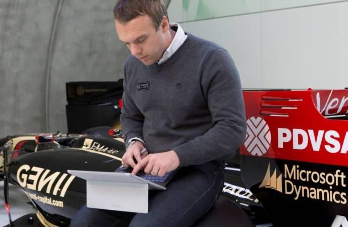 Lotus-F1-Team
