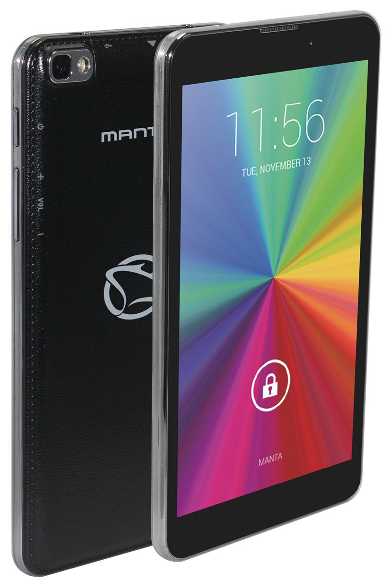 Tabletowo.pl Manta Duo Galactic MS6001 to 6-calowy phablet z Androidem Android Manta Nowości Smartfony