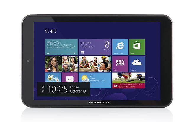 Tabletowo.pl Modecom FreeTAB 8025 wyceniony na 499 złotych. Witaj ero tanich tabletów z Windowsem 8.1 Nowości Tablety Windows