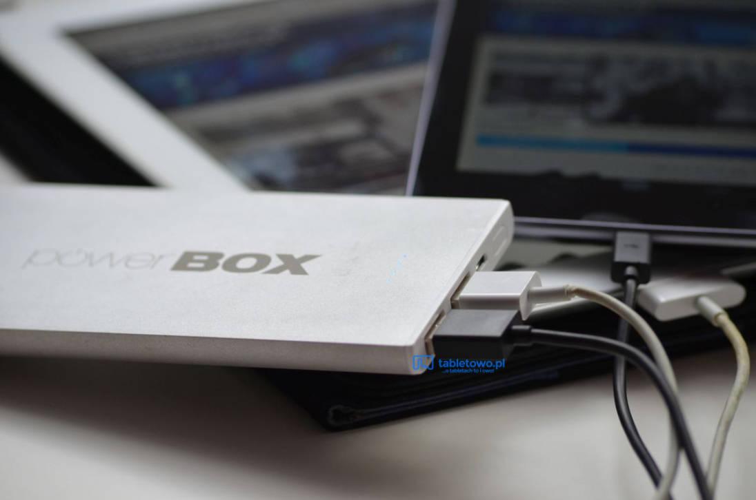 Tabletowo.pl Recenzja powerbanku Navroad Nexo PowerBox 10000 mAh Akcesoria Recenzje