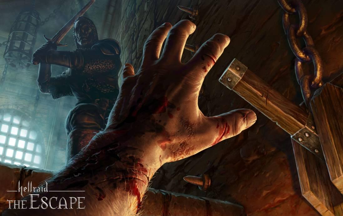 Tabletowo.pl Hellraid: The Escape - w oczekiwaniu na kolejny hit Techlandu Android Gry iOS