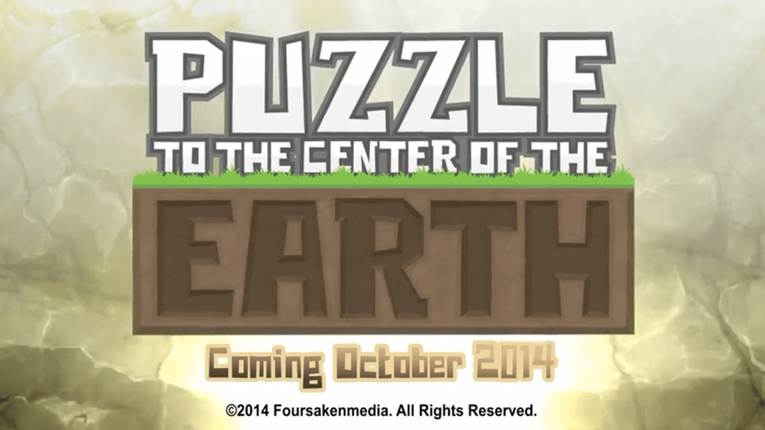 Puzzle to the Center of the Earth