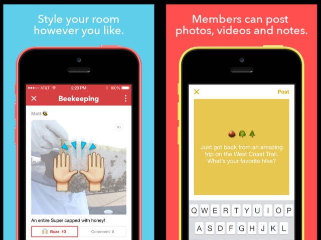 Facebook ma swój anonimowy komunikator - Rooms 21