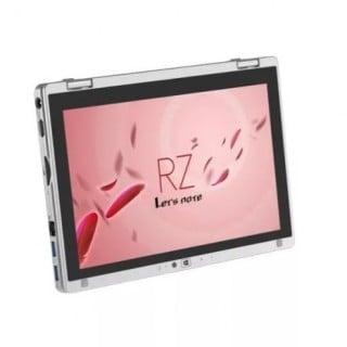 Tabletowo.pl Panasonic RZ4 to 10-calowiec z 4 lub 8 GB pamięci RAM oraz ekranem obracanym o 360 stopni Hybrydy Nowości Panasonic Windows