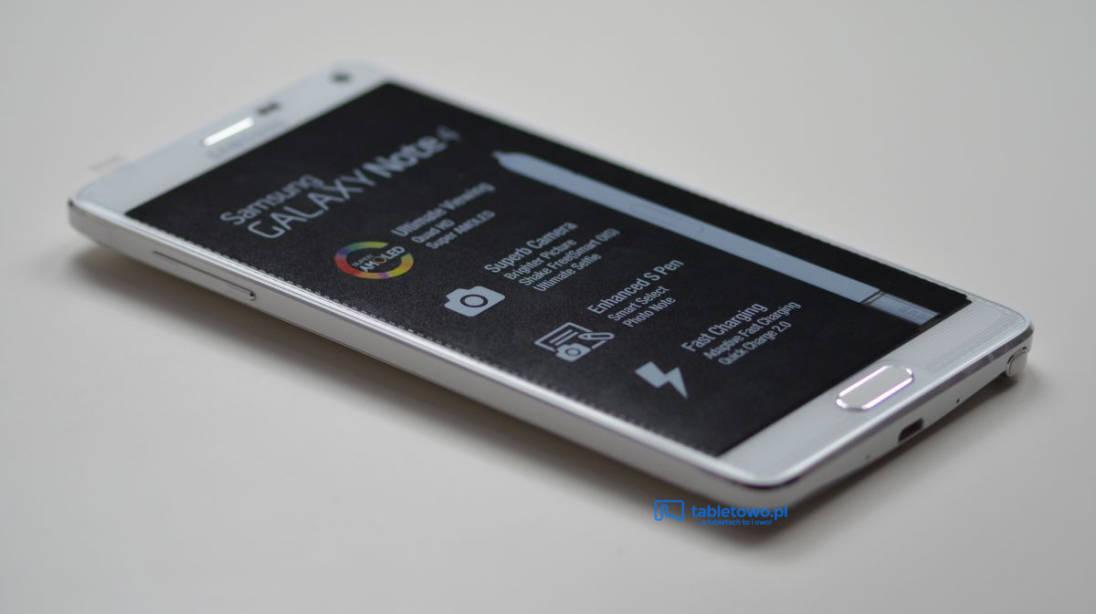 Samsung w reklamach Galaxy Note 4 promuje S Pen i robi to dobrze 27