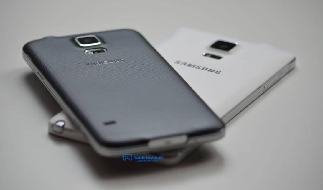 Tabletowo.pl Galaxy S5 Plus już na rynku europejskim. Jak wygląda specyfikacja nowego fabletu od Samsunga? Android Samsung Smartfony