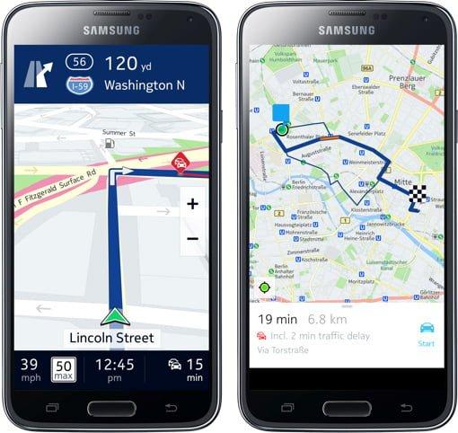 Tabletowo.pl Krótko: Here doczekało się sporej aktualizacji map Aktualizacje Android iOS Oprogramowanie Windows