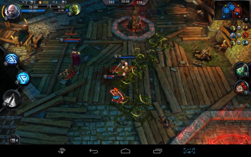 Witcher Battle Arena Beta