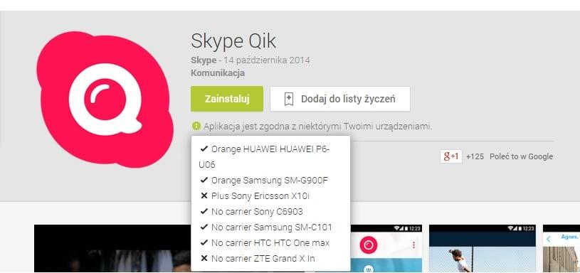 Tabletowo.pl Microsoft prezentuje komunikator Skype Qik. Czy rynek potrzebuje kolejnej aplikacji tego typu? Android Aplikacje iOS Nowości Windows