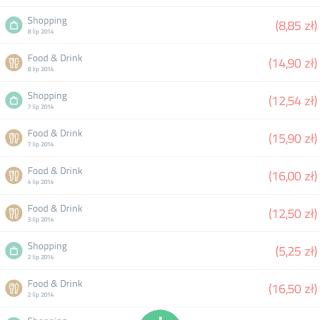Tabletowo.pl Spendee - łatwa kontrola wydatków Android Aplikacje