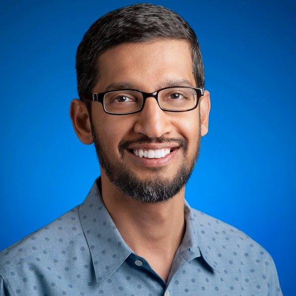 Tabletowo.pl Sundar Pichai awansuje i obejmuje 6 nowych działów Google Ciekawostki Google Nowości Sylwetka Postaci