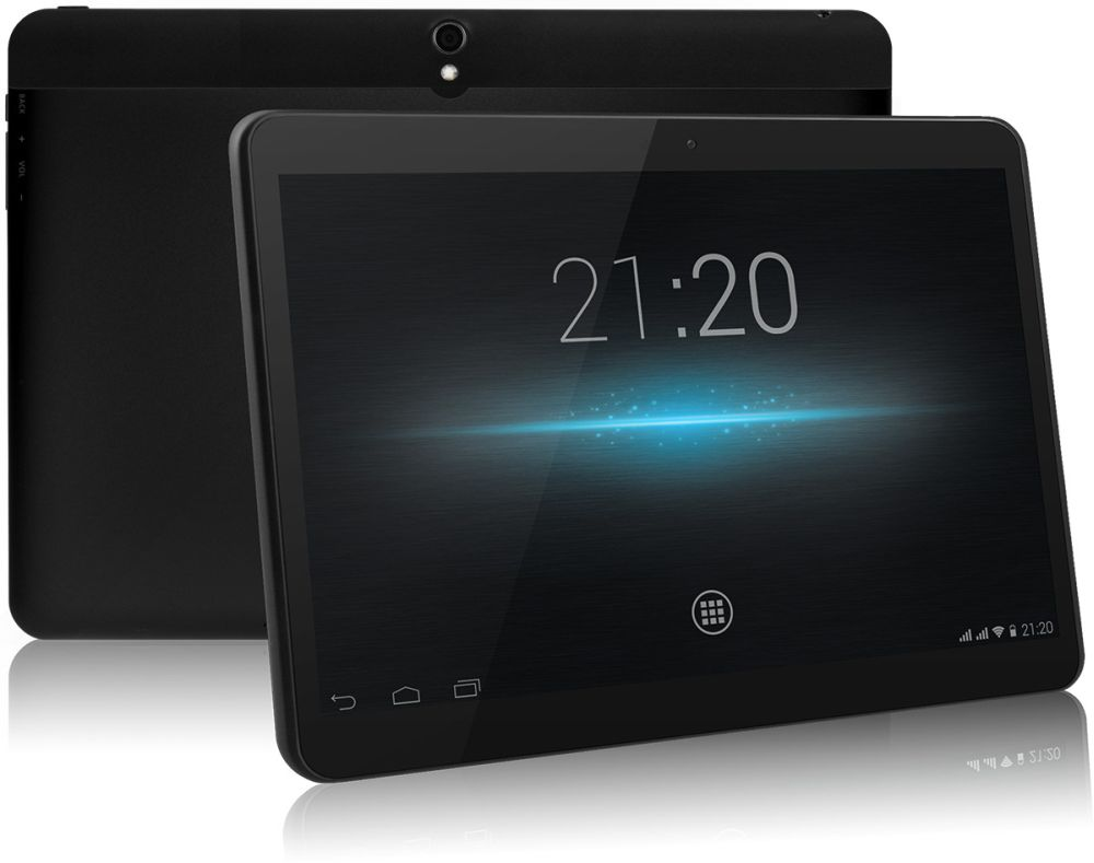 Tabletowo.pl Steelcore 1010 3G - nowość Overmax z 3G z dual SIM Android Tablety