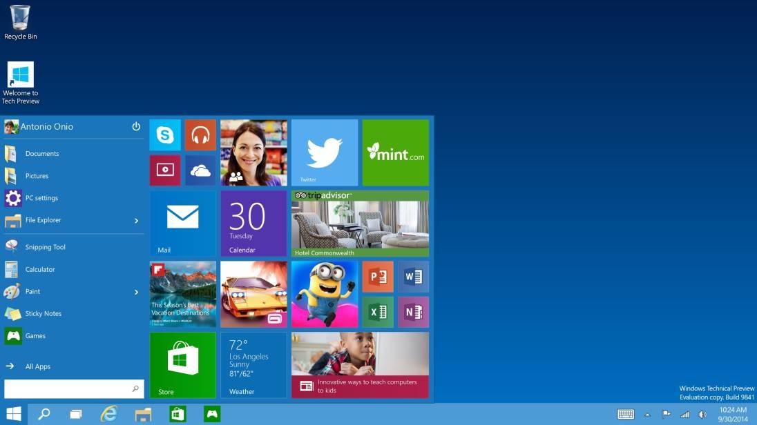 Tabletowo.pl O tym dlaczego Windows 10 musi być brzydki Aktualizacje Microsoft Opinie Windows