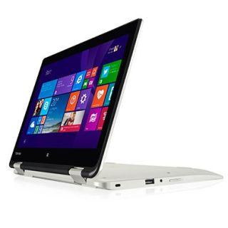 Tabletowo.pl Toshiba Satellite Radius 11 posiada 11,6-calowy ekran obracany o 360 stopnii i 4 GB RAM Hybrydy Nowości Toshiba Windows