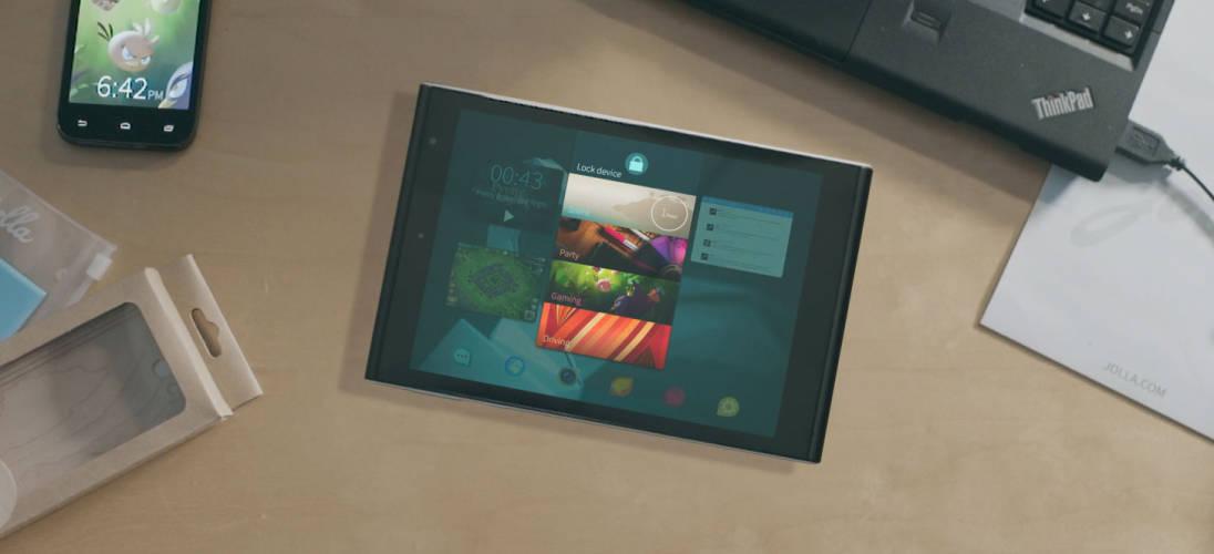 Jolla zaprezentowała tablet i w 2h zebrała fundusze na jego realizację 28
